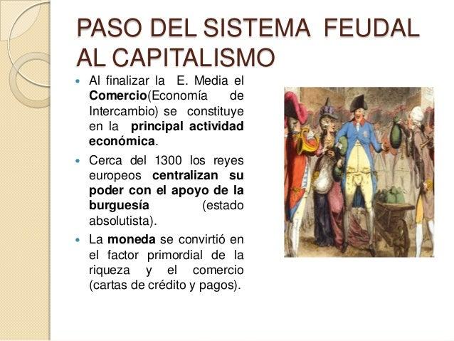 Capitalismo y burguesía Slide 3