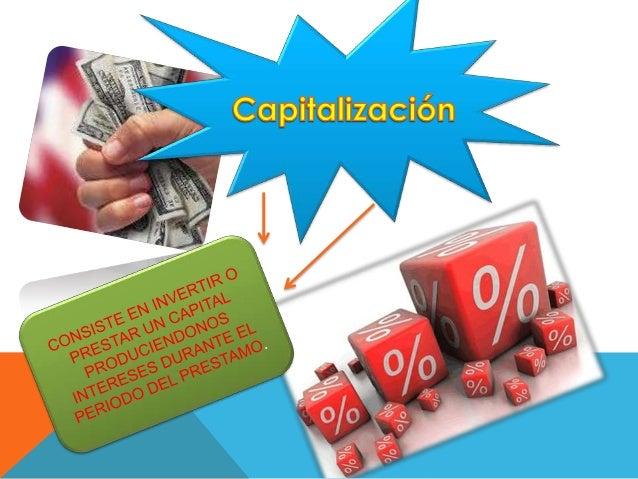 Capitalizacion Slide 2