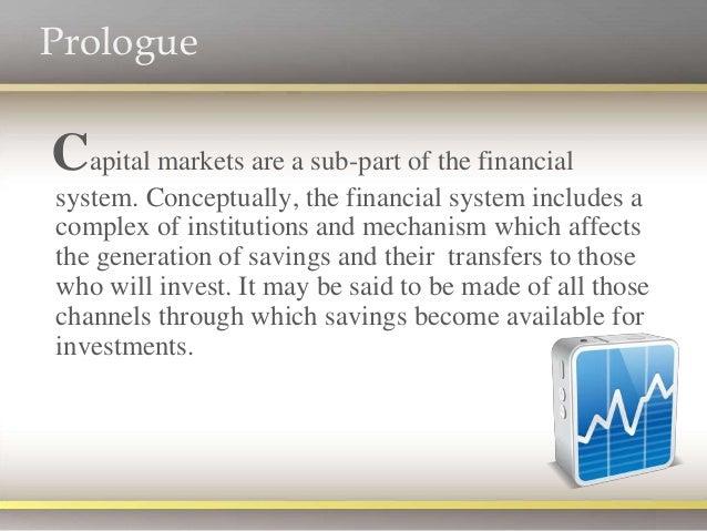 Capital Market - Structure Slide 2