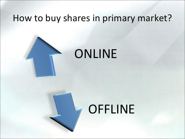 how to buy shares online in icici direct