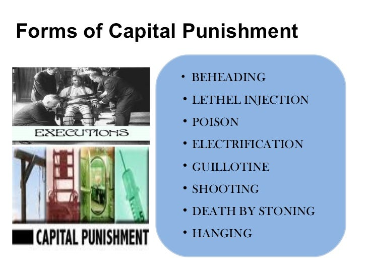 capital punishment deters murders but harbors retribution Results from least squares and negative binomial estimations indicate that capital punishment does deter: each execution results in, on average, three fewer murders in addition, capital punishment deters murders previously believed to be undeterrable: crimes of passion and murders by intimates.