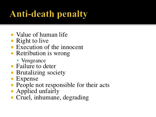 a highlight of the benefits of capital punishment Me highlight some pros and cons of capital punishment cons of capital punishment the pros and cons of drones reasons a lot more benefits than shortcomings.