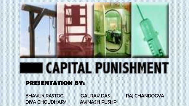 can capital punishment be justified in Is the death penalty justified 50% say yes 50% say capital punishment in justified only in the case of a fair retribution for a ravage crime comitted.