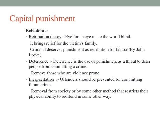Capital punishment 95