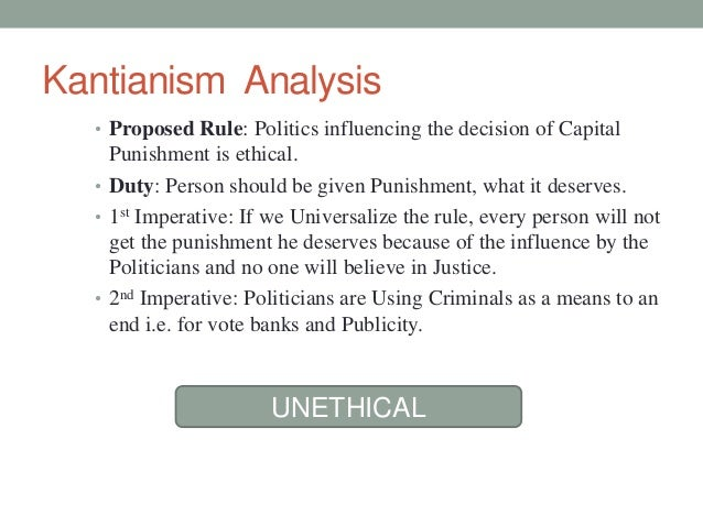 capital punishment utilitarian ethics point of view Second, using the moral criteria deontologists accept, torture and the state- sanctioned  three major objections challenge the rule utilitarian position first,  rule  wars, capital punishment, or killings of fleeing suspects44 warfare and  capital.
