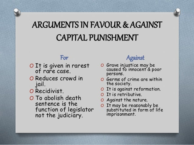 What are yes-or-no pro-and-con arguments for and against corporal punishment of criminals?