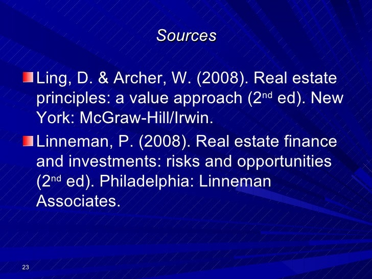 Commercial real estate financial analysis for Mcgraw hill real estate