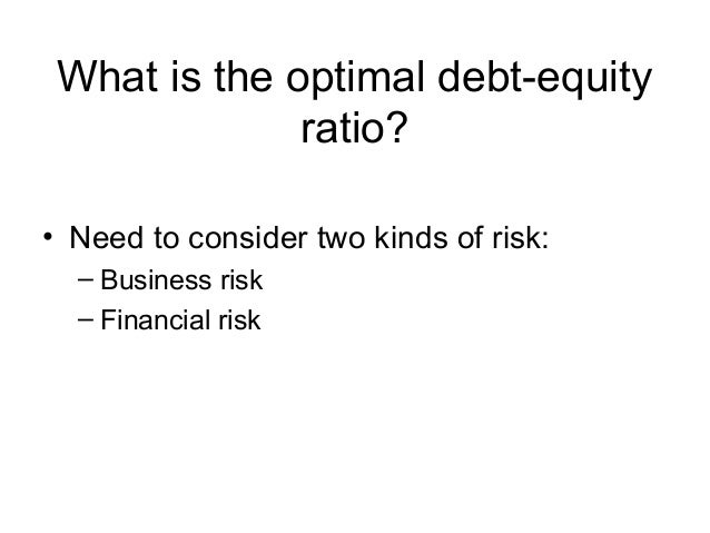 debt vs equity financing essay example Debt vs equity when starting a business - when starting a business an important question arises, how to finance the company the steady economic growth combined with low interest rates has produced a lot of liquidity in debt and equity markets.