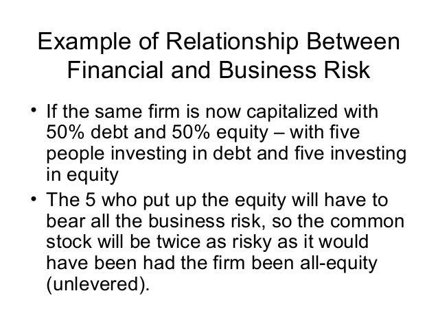 debt and equity in capital structure Capital structure refers to the mix of debt and equity that a company uses to finance its business capital restructuring capital restructuring involves changing the amount of leverage a firm has without changing the firm's assets.