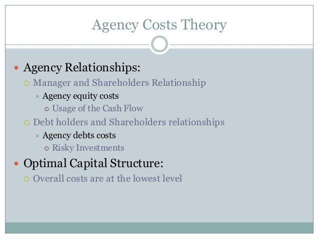 relationship between capital structure and liquidity