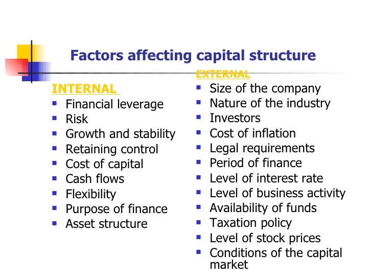 discuss the importance of capital structure and the cost of capital in the efficient financial manag Financial management refers to the efficient and effective capital structure is how a firm finances it is important to make a good estimation on costs.