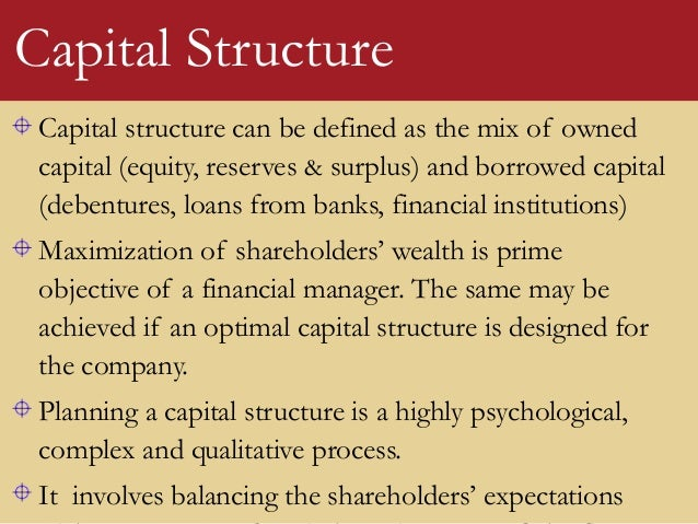 prime objective of a company shareholders wealth maximization Wealth maximization objective profit maximisation means that the primary objective of a company a firm that wishes to maximise the shareholders wealth.