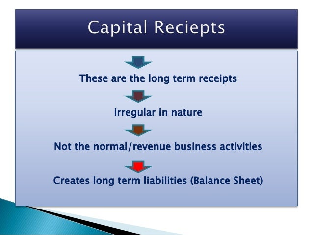capital vs revenue This is the first of a series of articles covering a critical aspect of property business taxation: the 'capital versus revenue' divide we'll be covering this from basic principles upwards.