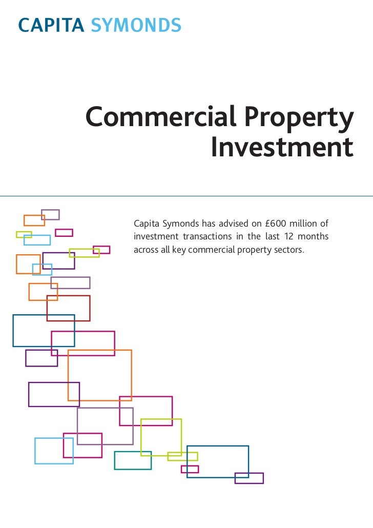 Commercial Property                                     Investment                                              Capita Sym...
