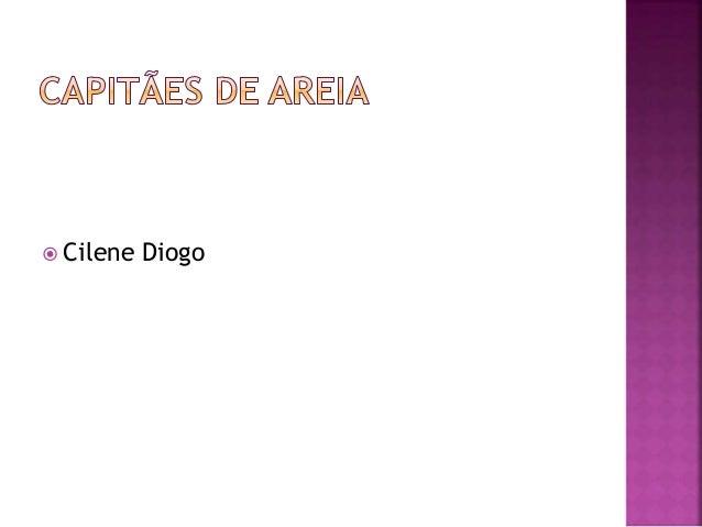  Cilene Diogo