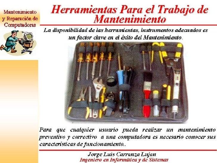 HERRAMIENTAS Slide 2