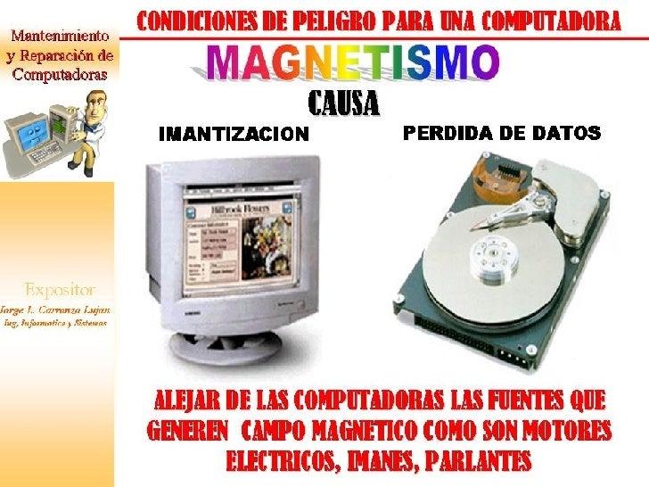 PELIGROS DE UNA COMPUTADORA Slide 3