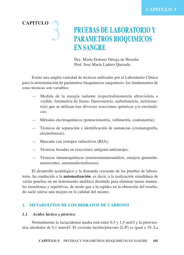 CAPITULO 3                 3CAPITULO                               PRUEBAS DE LABORATORIO Y                               ...