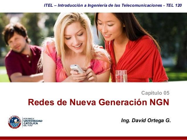 ITEL–IntroducciónaIngenieríadelasTelecomunicacionesTEL120                                                  Capí...