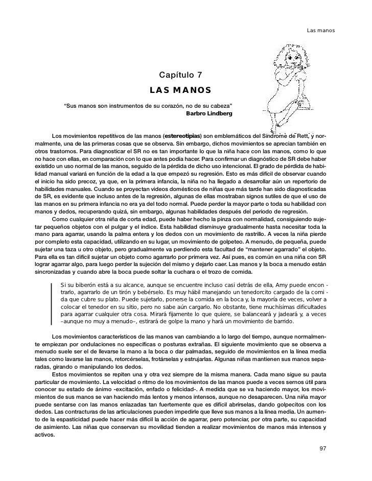 Las manos                                                     Capítulo 7                                             LAS M...