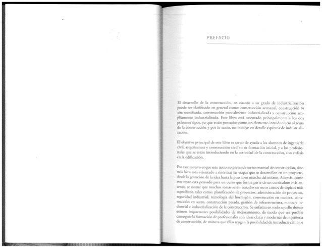 ¡HHH É'              El desarrollo de la cunstnicción,  en cuanto a su gratio (lc industrialización puede ser clasificado e...