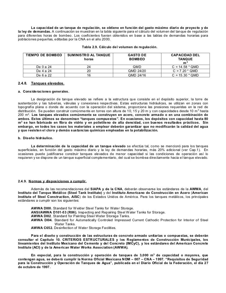 Capitulo2 for Diferencia entre tanque y estanque