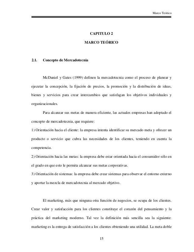 Marco Teórico                                      CAPITULO 2                                   MARCO TEÓRICO2.1.   Concep...