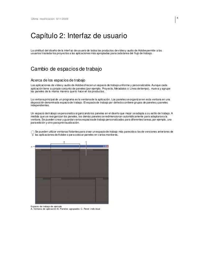 Adobe Premiere Cs4 Capitulo 2