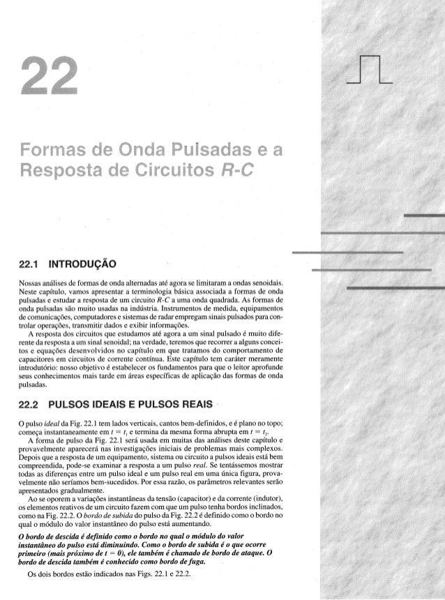 Teoria dos circuitos - Capitulo 22