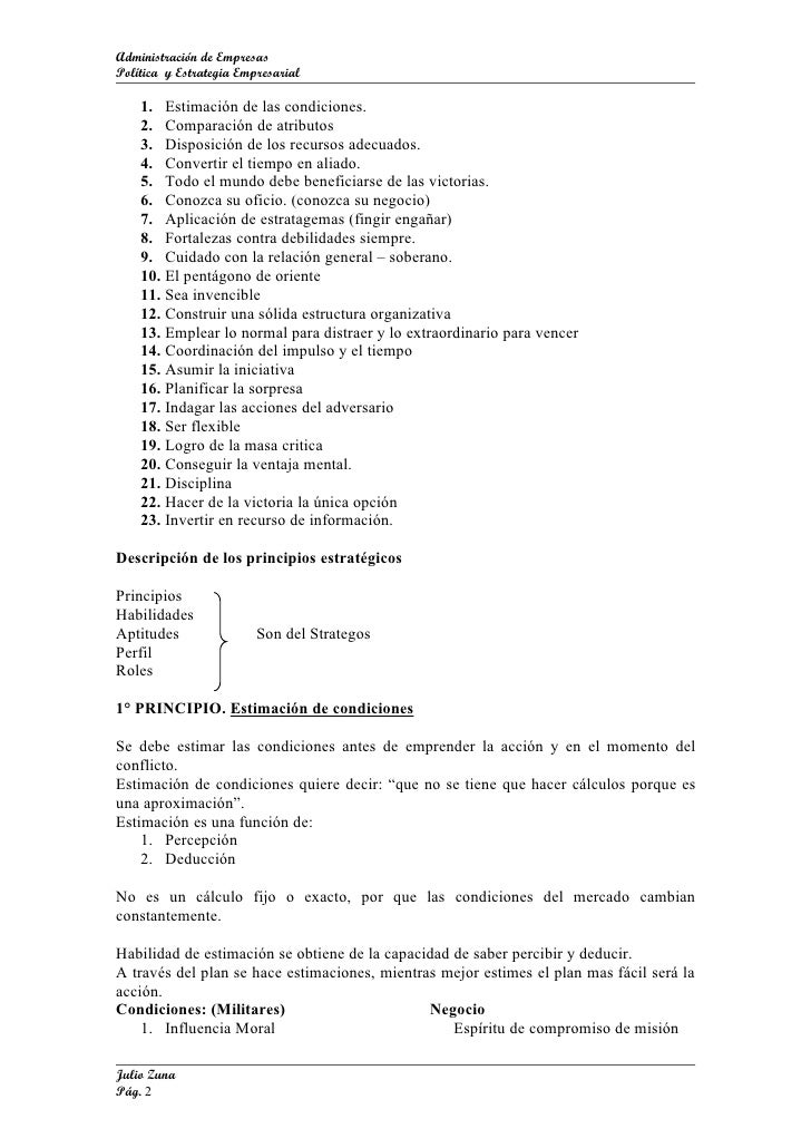 Capitulo 2 strategos Slide 2