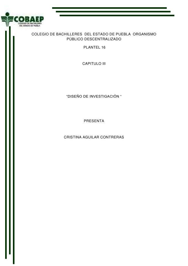 -1032510-680720COLEGIO DE BACHILLERES  DEL ESTADO DE PUEBLA  ORGANISMO PÚBLICO DESCENTRALIZADO<br /> PLANTEL 16<br />CAPIT...