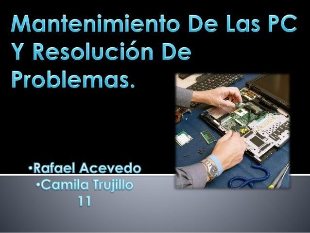 INDICE INTRODUCCIÓN  1. Explicación del propósito del mantenimiento preventivo 1.1. Ventajas del mantenimiento preventiv...