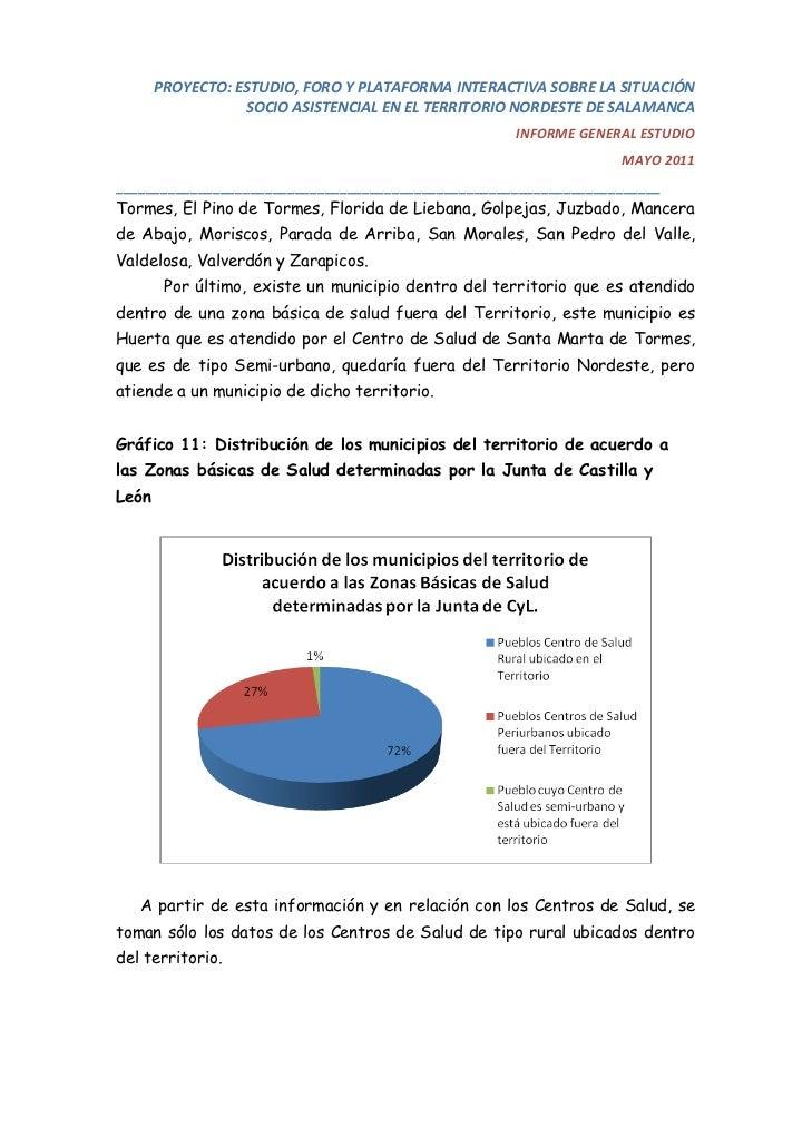PROYECTO:ESTUDIO,FOROYPLATAFORMAINTERACTIVASOBRELASITUACIÓN                  SOCIOASISTENCIALENELTERR...