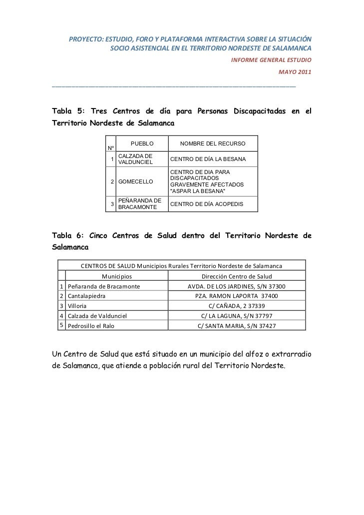 PROYECTO:ESTUDIO,FOROYPLATAFORMAINTERACTIVASOBRELASITUACIÓN                    SOCIOASISTENCIALENEL...