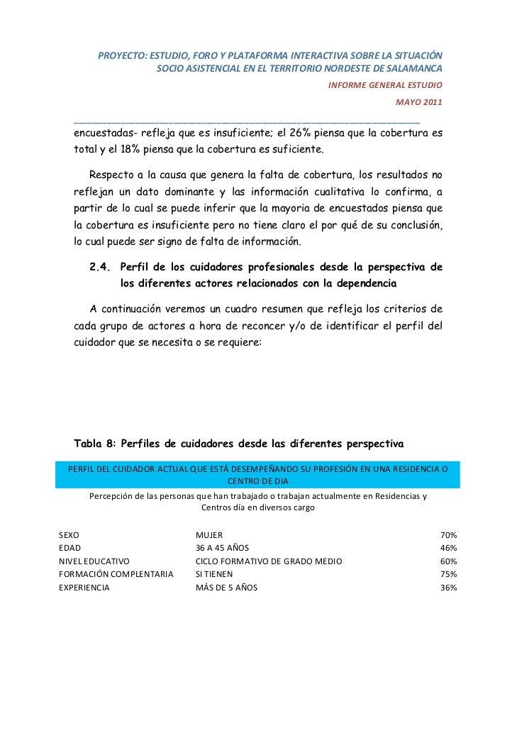 PROYECTO:ESTUDIO,FOROYPLATAFORMAINTERACTIVASOBRELASITUACIÓN                       SOCIOASISTENCIAL...