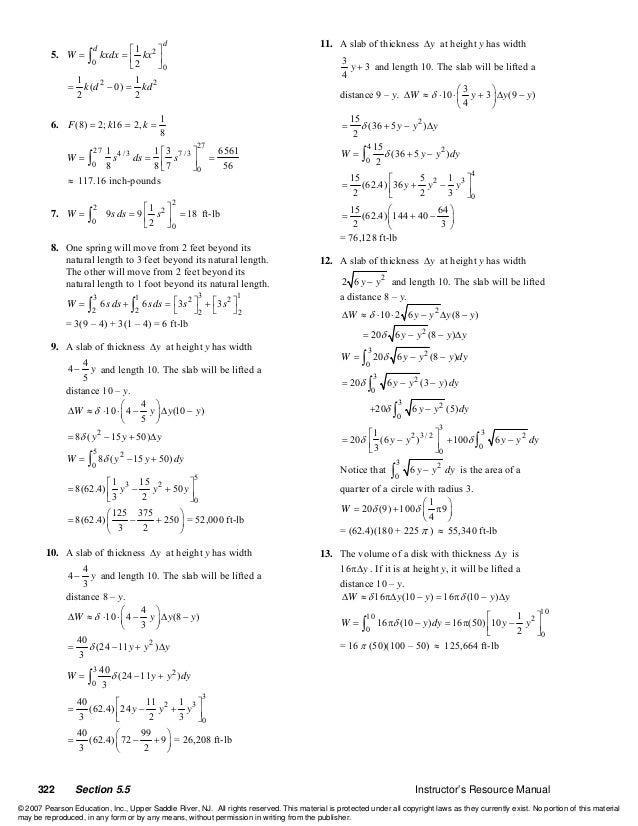 Capitulo 5 Soluciones Purcell 9Na Edicion
