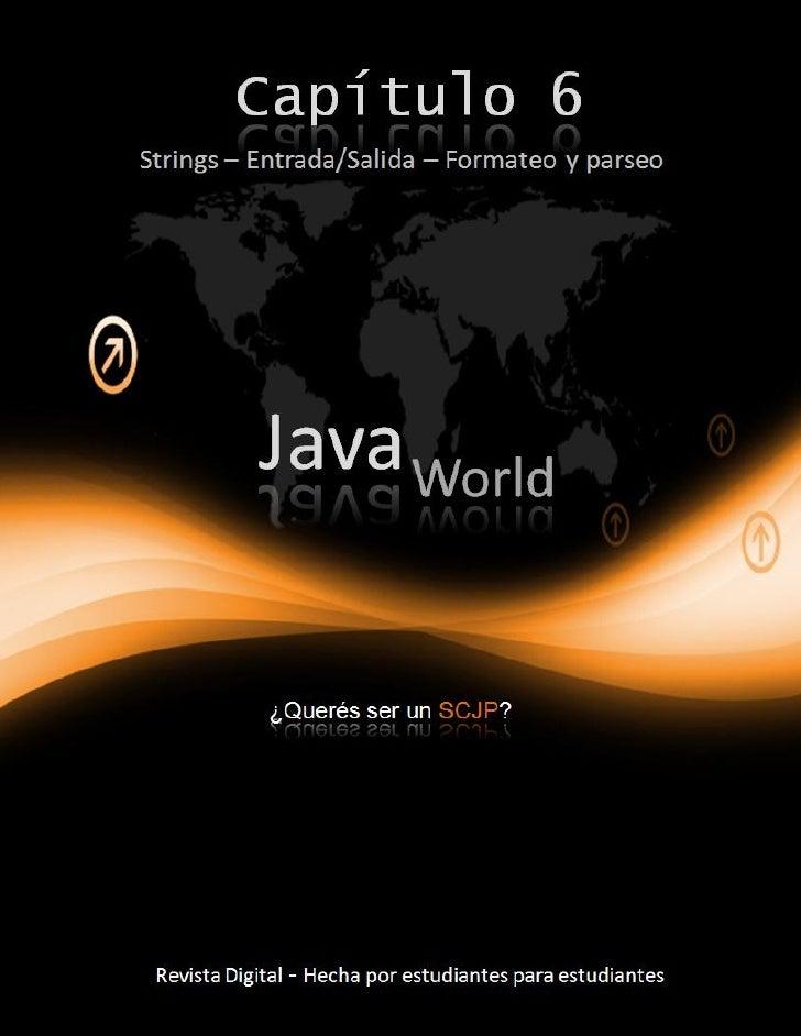 Java World – Capítulo 6   2                                                                                               ...