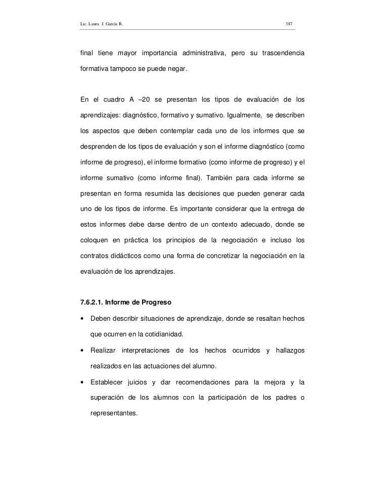 Lic. Laura J. García R.                                            387     final tiene mayor importancia administrativa, p...