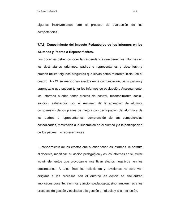 Lic. Laura J. García R.                                                         413     algunos         inconvenientes    ...