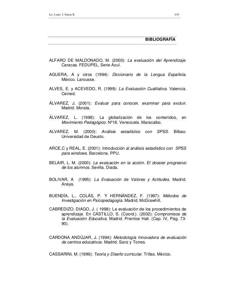 Lic. Laura J. García R.                                              419                                                  ...