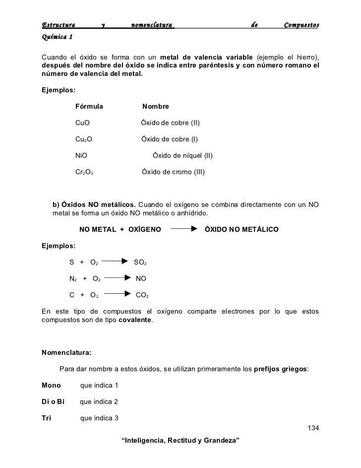 Estructura y nomenclatura de compuestos 12 urtaz Images
