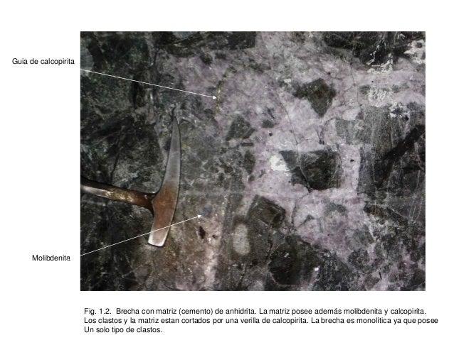 Curso Brechas Hidrotermales - Capitulo I Slide 3