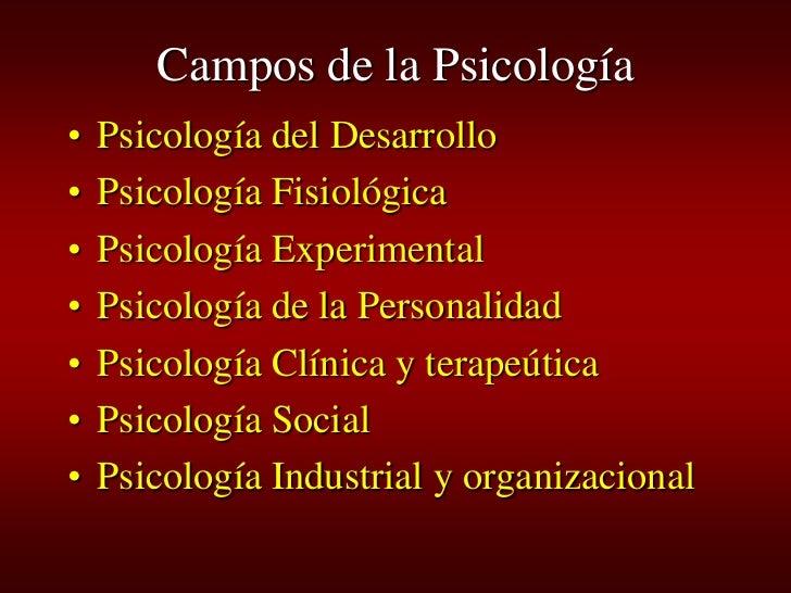 Capitulo I La Ciencia Psicologica Slide 2