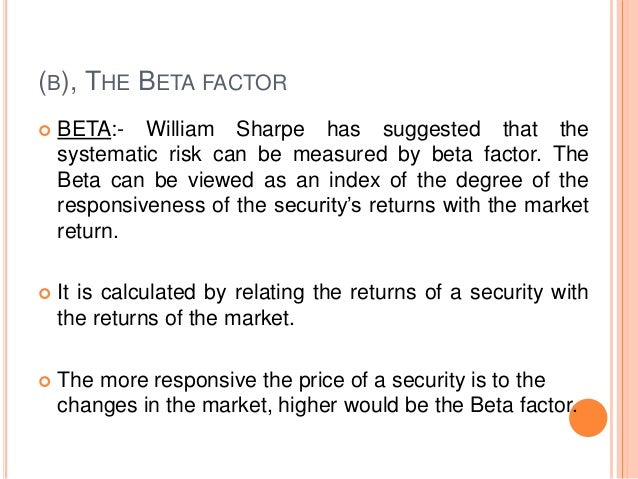 three factor asset pricing model Specification for three-factor capm risk exposures our three-factor capm risk measure is akin to that employed by hahm (2004), francis & hunter (2004), wong et al (2009), and yong et al (2009).