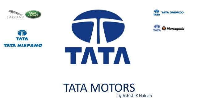 TATA MOTORSby Ashish K Nainan