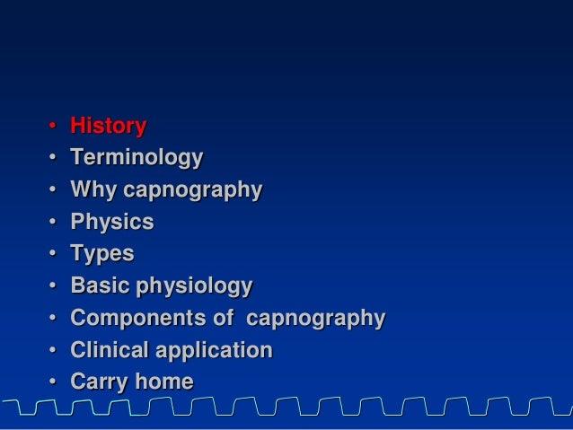 Capnography  Slide 3