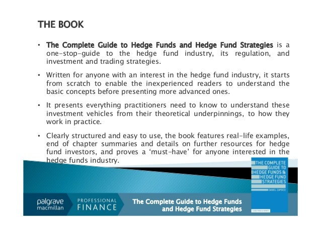 hedge fund strategies book pdf