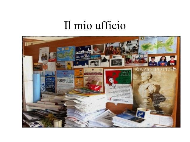 Il mio ufficio