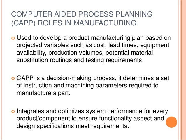 the computer aided process planning Computer aided process planning - computer aided process planning   a decision table is a table of rows and columns, separated into four quadrants the upper left quadrant contains the conditions | powerpoint ppt presentation | free to view.