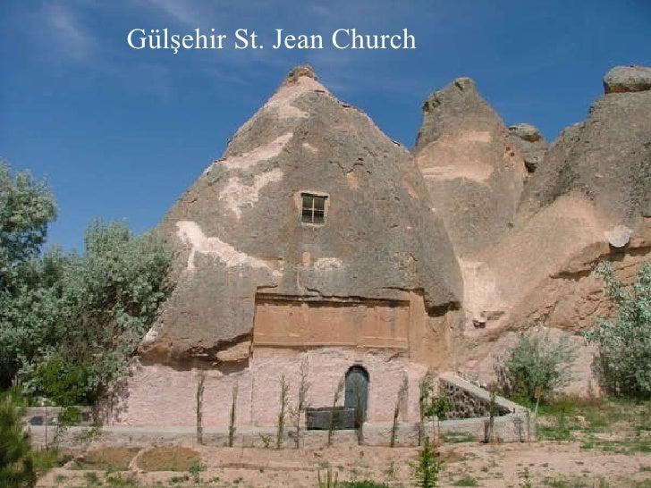 Gülşehir St. Jean Church